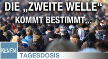 """Die """"Zweite Welle"""" kommt bestimmt...in der Wirtschaft und auf der Straße - Tagesdosis 15.6.2020 by KenFM Kanal"""