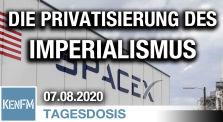 Die Privatisierung des Imperialismus   Von Rainer Rupp by KenFM Kanal